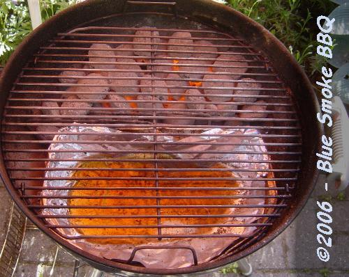 Highway Chicken: Platgereden Kip Barbecue met Honing Mosterd