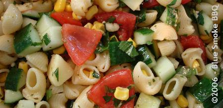 pasta salades vegetarisch