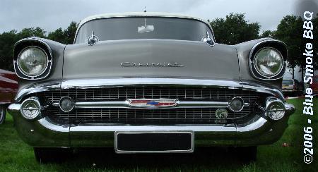Cool Grills Het Front van de Amerikaanse Klassieke Auto